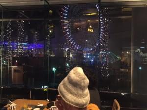 横浜ベイホテル東急・トスカにて